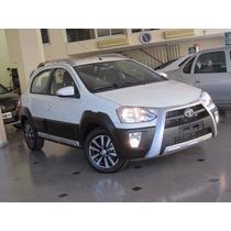 Toyota Etios Cross 1.5 5 Ptas Financiacion Y Cuotas