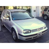 Volkswagen Golf Confortline Nafta 1.6 Año 2006 Excelente!!!