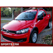 Volkswagen Saveiro 1.6 Cabina Doble Pack High Entrega Inmedi