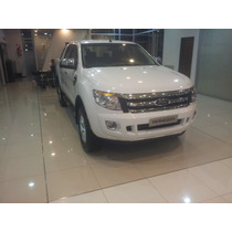 Ford Ranger Xl Safety 4x2 C/d Blanca 2015