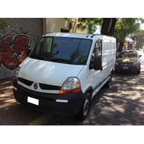 Renault Master Dci 2.5 Pack Electrico D/h Mod 2012