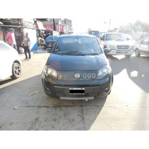 Fiat Uno Evo 1.4 Attractive Impecable 18mil Kmts Full Full