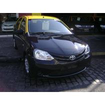 Toyota Etios Xs 0km Taxi Etrega Inmediata (jc)