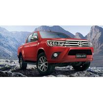 Toyota Hilux 4x2 D/c Sr 2.4 Tdi 6 M/t 0km 2016