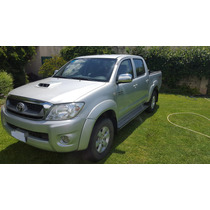 Toyota Hilux 2011 3.0 4x4 Srv Manual