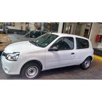 Renault Clio Mio Work Utilitario Minimo Anticipo (ga)