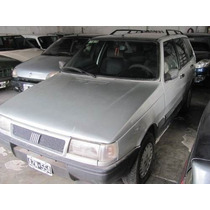 Fiat Duna Weekend Rural Base 1996 Gris Buen Estado !!! (slor