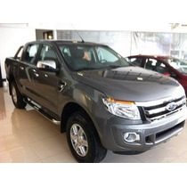 Ford Ranger Xlt Plan Nacional $75.000 Y Cuotas $6000 Por Mes