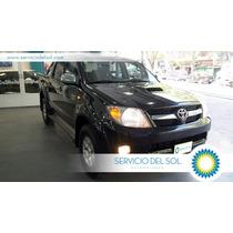 Toyota Hilux 2006 Srv 3.0 4x4 D Cabina Full Super Cuidada