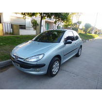 Vendo Peugeot Xr Premium 206 Impecable