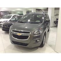 Chevrolet Spin Lt 7 Asientos 0km Concesionario Oficial Caba
