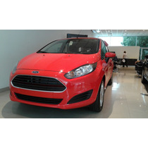 Ford Fiesta S Plus 5 Puertas 2016 0km Kinetic | Serra Lima