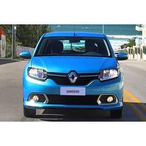 Nuevo Renault Sandero 2015 Minimo Anticipo Y/o Usado *3024