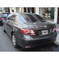 Toyota Corolla Xli 1,8 16v Full 2012