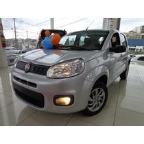 Fiat Uno Attractive 1.4 0km...anticipo Y Cuotas!!!