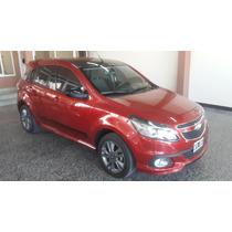 Chevrolet Agile Ltz Effect 2014 28.000 Km Bordo