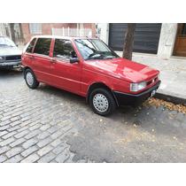 Fiat Uno S 1,4 5 Puertas Nafta/98 / Nunca Gas Motor 10 Pu