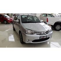 Toyota Etios 4 Puertas Xls Platinum 0km