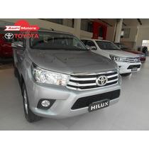 Nueva Toyota Hilux 4x2 Cd Srv 2.8 Mt - Asahi Motors