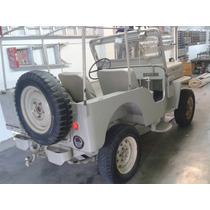Jeep Willys (hurricane) Año 1968 - Absolutamente Original
