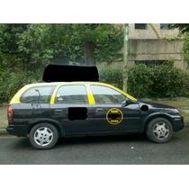 Taxi Corsa Wagon 2011 C/licencia
