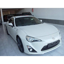 Coupe Toyota 86 Gt At - 2013 (sin Rodar)