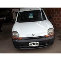Renault Kangoo Express 1.6 Nafta Con Gnc, Tubo Grande