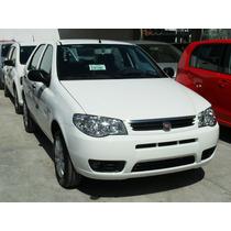 Fiat Palio 1.4 Top 5 Pts Blanco Okm Entrega Inmediata!!!