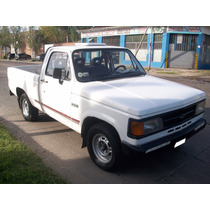 Chevrolet D20 1992 Diesel .. $ 100.000 Y Cuotas..!!