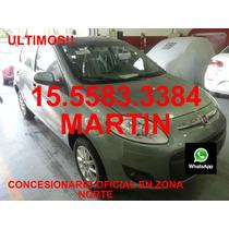 Fiat Palio Attractive 1.4 0km 2016 Stock Fisico Retira Ya!