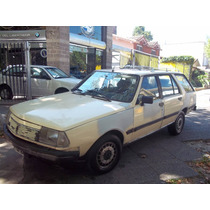 Renault 18 Gtx Break C/gnc - Financiacion Exclusiva