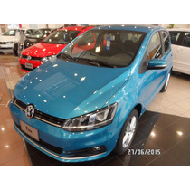 Volkswagen Vw Fox Highline 1.6 16v 110cv C/techo Y Nav G