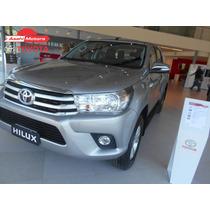 Nueva Toyota Hilux 4x2 Cd Sr 2.4 Mt - Asahi Motors