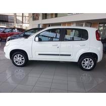 Fiat Nuevo Uno Attractive 5p Anticipo,usado Y Cuotas! P