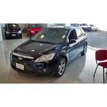 Ford Focus 1.6 Gnc 2011 Negro