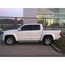 Amarok 2.0 Tdi 180cv 4x4 At Caja 8va Highline Pack