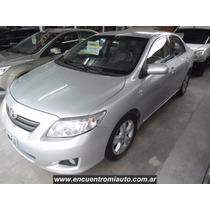 Toyota Corolla Xei 1.8 Cuero Permuto Financio Borsotto