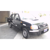 Nissan Frontier Np 300 2.5 Td Dc 4x2 (2011) Impecable