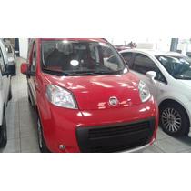 Fiat Qubo Trekking 1.4 Color Rojo 2016 0km