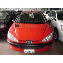 Peugeot 206 Active/generacion 1.4 2011 5ptas Nafta Usado Fac