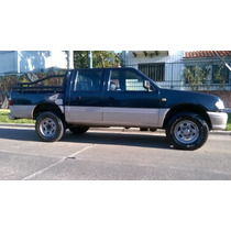 Isuzu Pick Up Doble Cabina 4x4 Ls 2.8 Tdi
