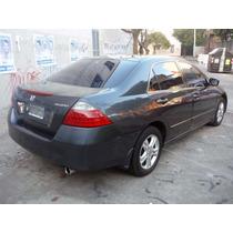 Honda Accord Exl Aut Gnc 5ta 2006 - Anticipo Y Cuotas