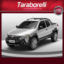 Fiat Strada Adventure Pack Top 1.6 2015 0km | Taraborelli Pn