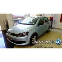Volkswagen Voyage 1.6 Trendline My 15 Okm Efectivo