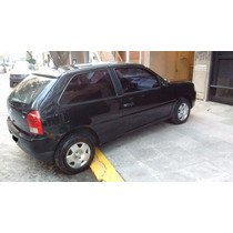 Volskwagen Gol Power 2008 Negro Impecable
