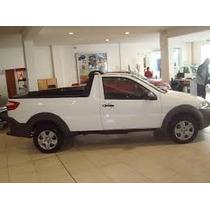 Fiat Strada Working (jl) 1.4 Cabina Simple Anticipo $ 79000