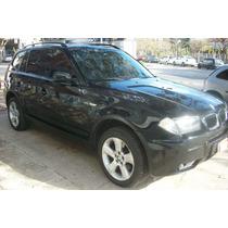 Bmw X3 3.0 I Exejutive St Todo Terreno 2006 Negra