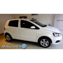 Volkswagen Fox 5 Ptas Trendline 0km 2015 Ya! Tomamos Usados
