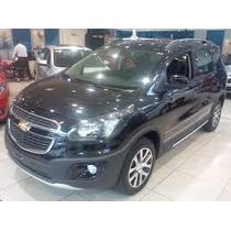 Chevrolet Spin Active Anticipo $35000 Y Cuotas De $2000