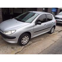 Peugeot 206 Anticipo $ 46900 Y Dni - Tomo Usados -